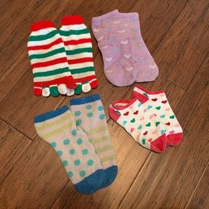 Shoes - Ladies Fun Socks Bundle